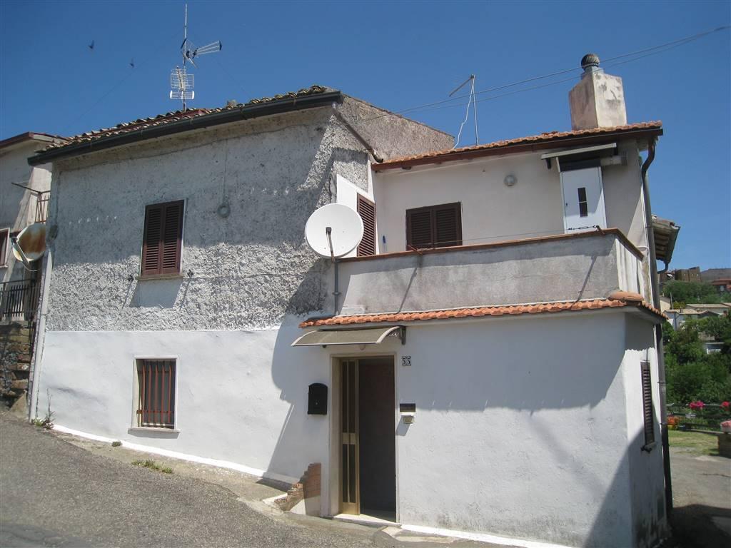 Soluzione Semindipendente in vendita a Montefiascone, 3 locali, zona Zona: Mosse, prezzo € 39.500 | CambioCasa.it