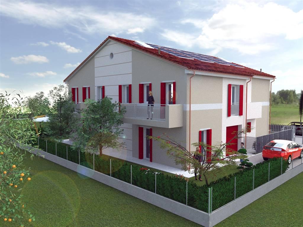 Villa a schiera in Ca'oddo, Monselice
