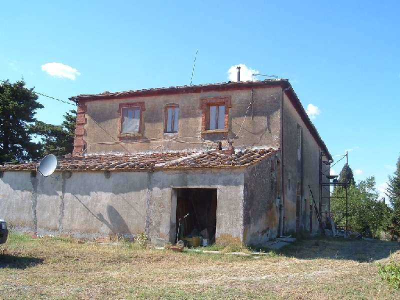Rustico casale, Volterra, abitabile