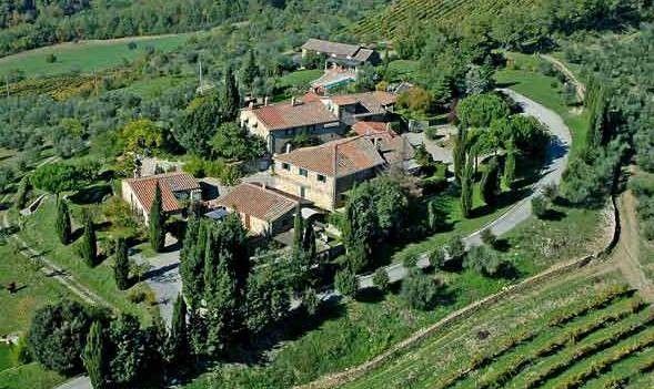 Azienda agricola, Monteriggioni, in ottime condizioni