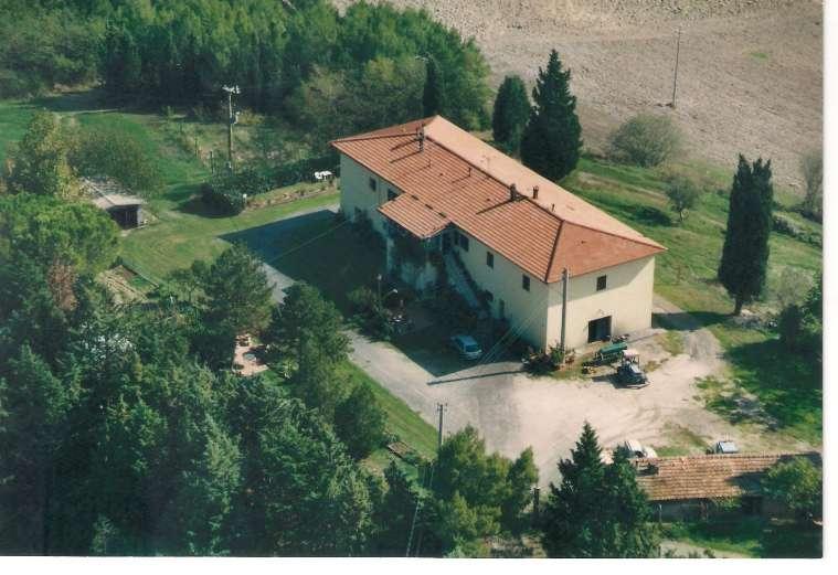 Azienda agricola a VOLTERRA
