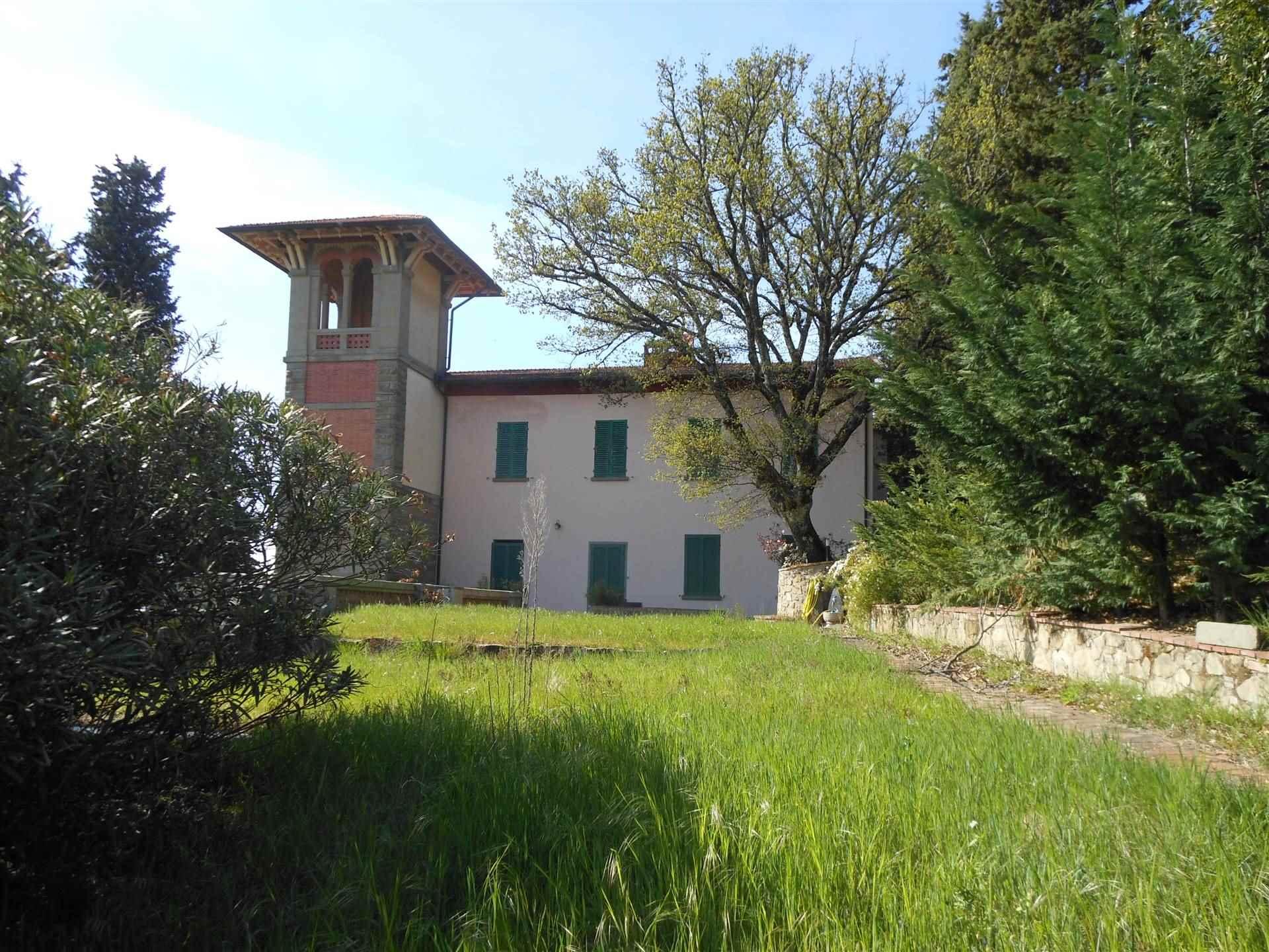 Villa a SAN GIOVANNI VALDARNO