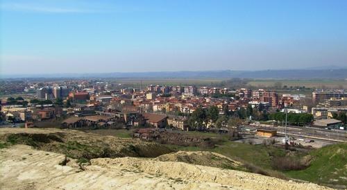 Trilocale in Via Salaria, Monterotondo Scalo, Monterotondo