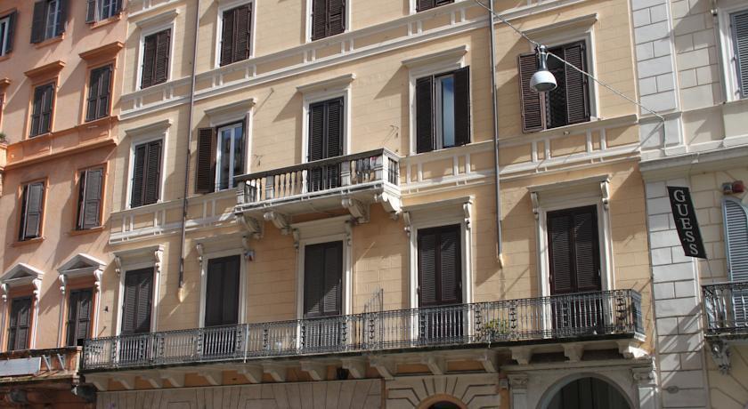 Albergo in Via Del Corso, Centro Storico, Roma