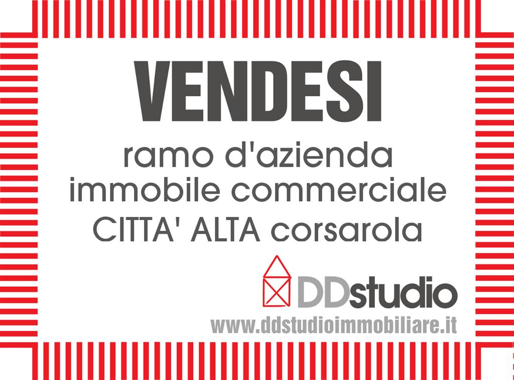 Attività commerciale, Città Alta, Bergamo, in ottime condizioni