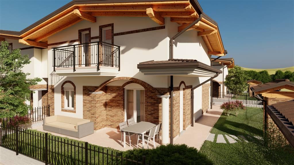 Villa a Schiera in Vendita a Rivalta di Torino