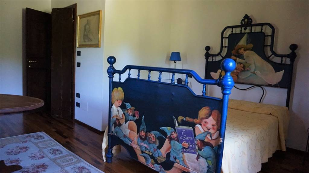 Terza Camera Third Bedroom