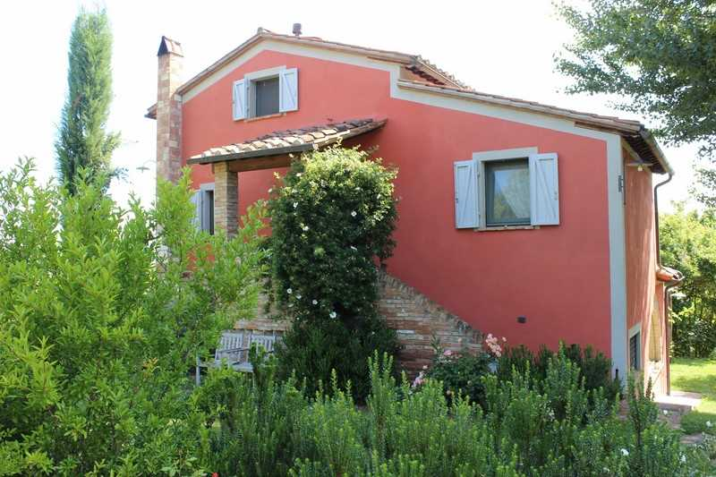Rustico casale in vendita a montepulciano siena rif. p889