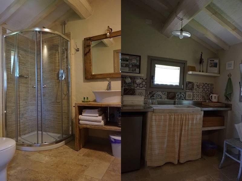 bagno dependance