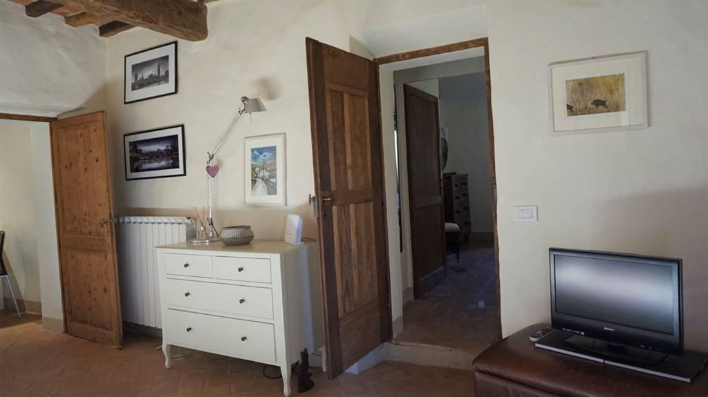 Particolare salotto  sitting room first floor