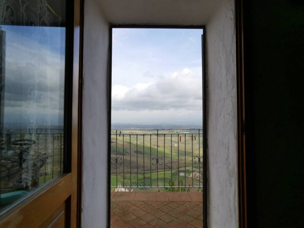Panorama View from window