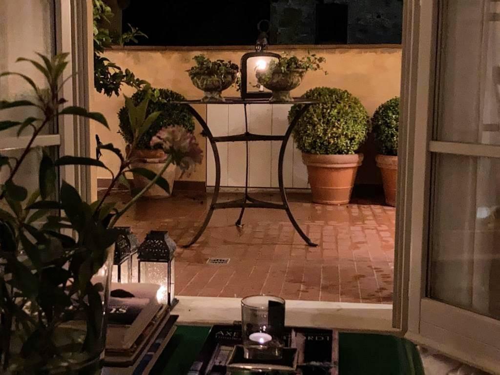 Terrazzo di notte Terrace in the night
