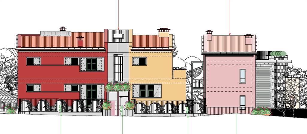 Nuova costruzione in Via Viano, La Chiappa, La Spezia