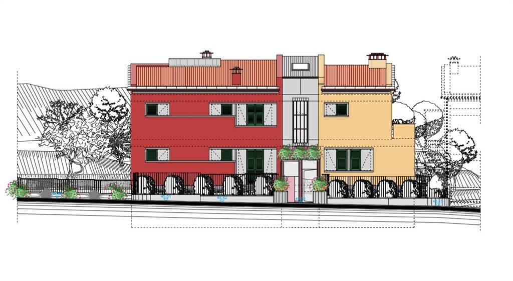 Casa semi indipendente in Via Viano, La Chiappa, La Spezia