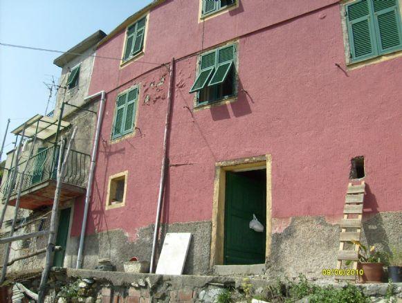 Soluzione Semindipendente in vendita a Vernazza, 4 locali, zona Zona: Drignana, prezzo € 250.000 | CambioCasa.it