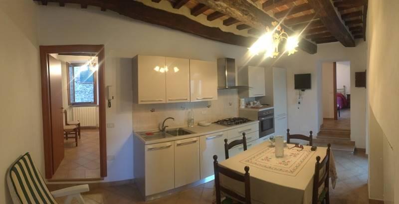 Appartamento in vendita a Roccastrada, 3 locali, zona Zona: Roccatederighi, prezzo € 95.000 | CambioCasa.it