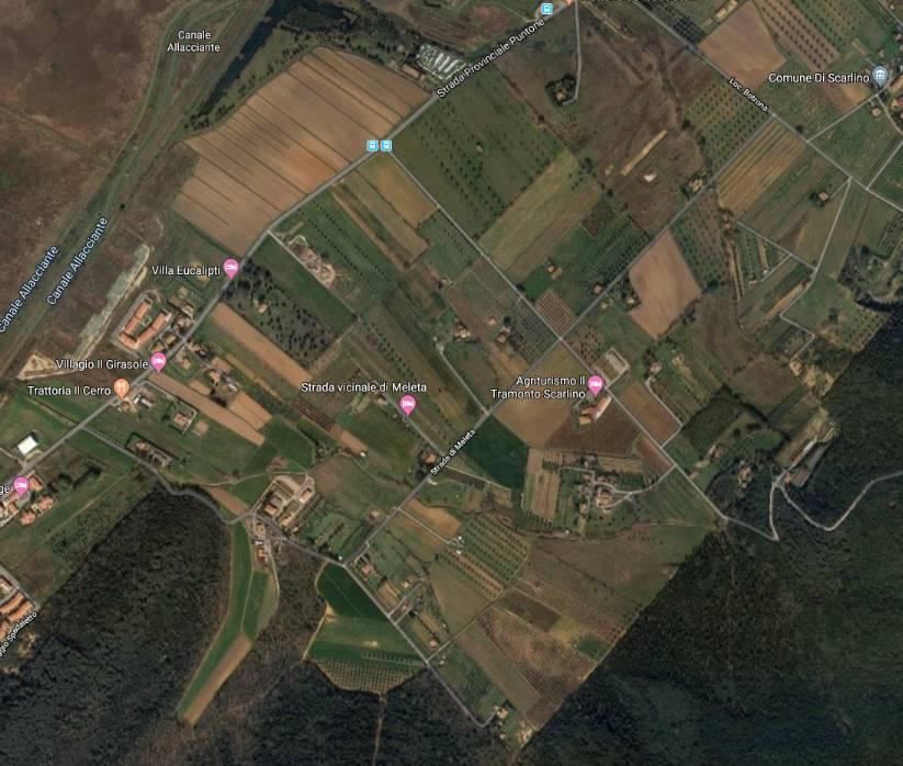 Terreno Agricolo in vendita a Scarlino, 9999 locali, zona Zona: Puntone, prezzo € 55.000   CambioCasa.it