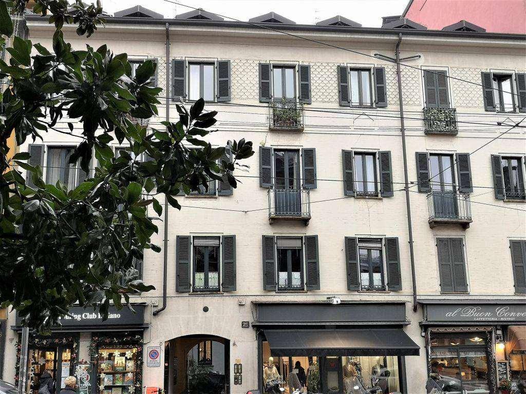 Bilocale in Corso Italia  26, Bocconi, Corso Italia, Ticinese, Milano