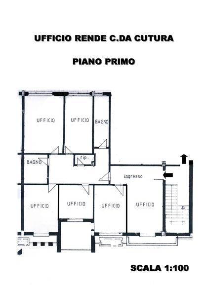 Ufficio / Studio in vendita a Rende, 6 locali, zona Località: SANTO STEFANO, prezzo € 216.000 | CambioCasa.it