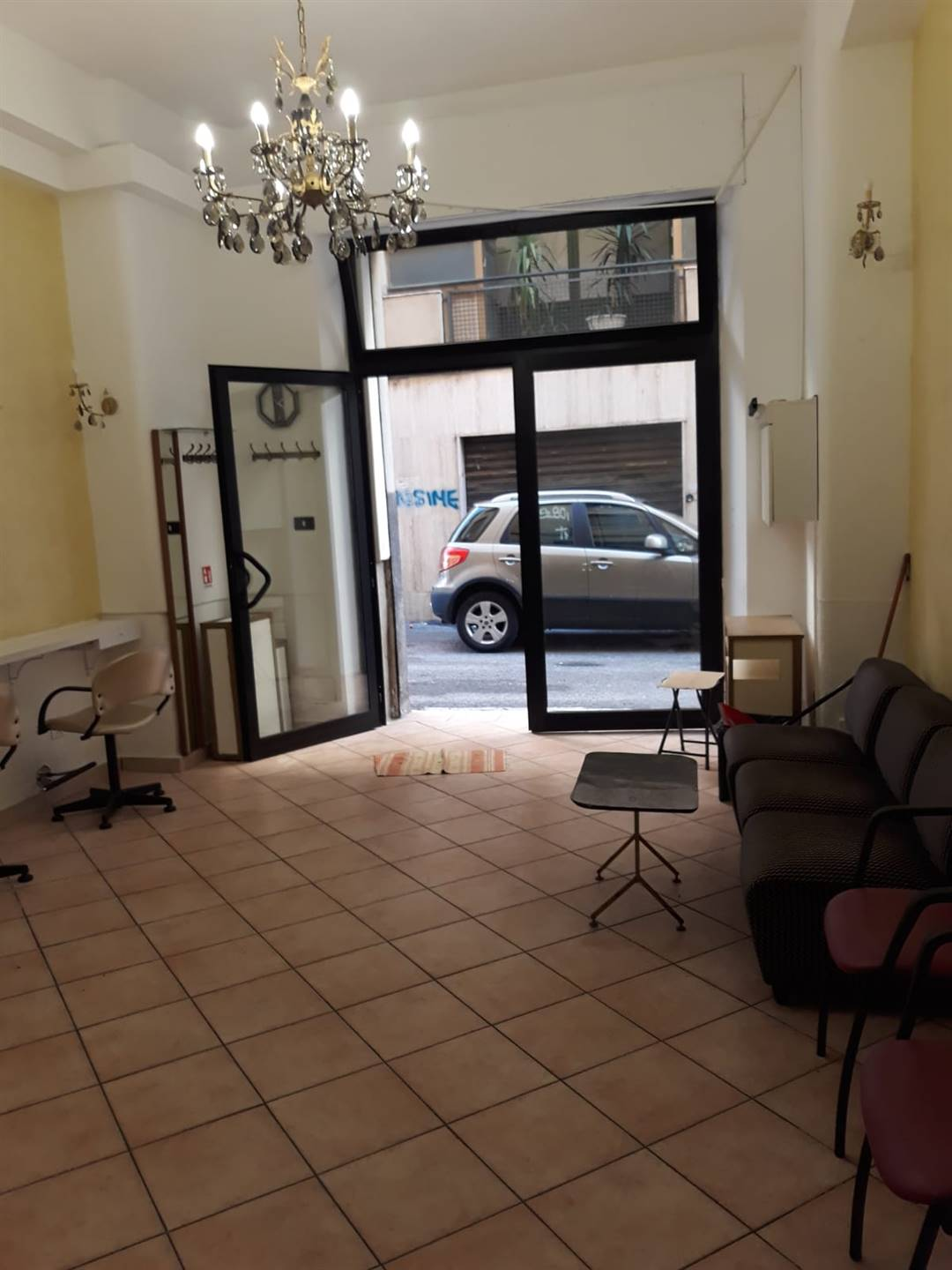 VIA MONTESANTO, COSENZA, Commercialproperty for rent of 60 Sq. mt., composed by: 1 Room, 1 Bathroom, Price: € 400