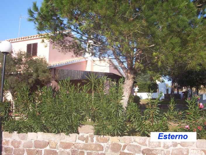 Villa a schiera, Calasetta, seminuova
