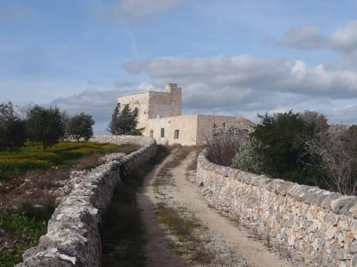 Masseria, Ostuni, ristrutturata