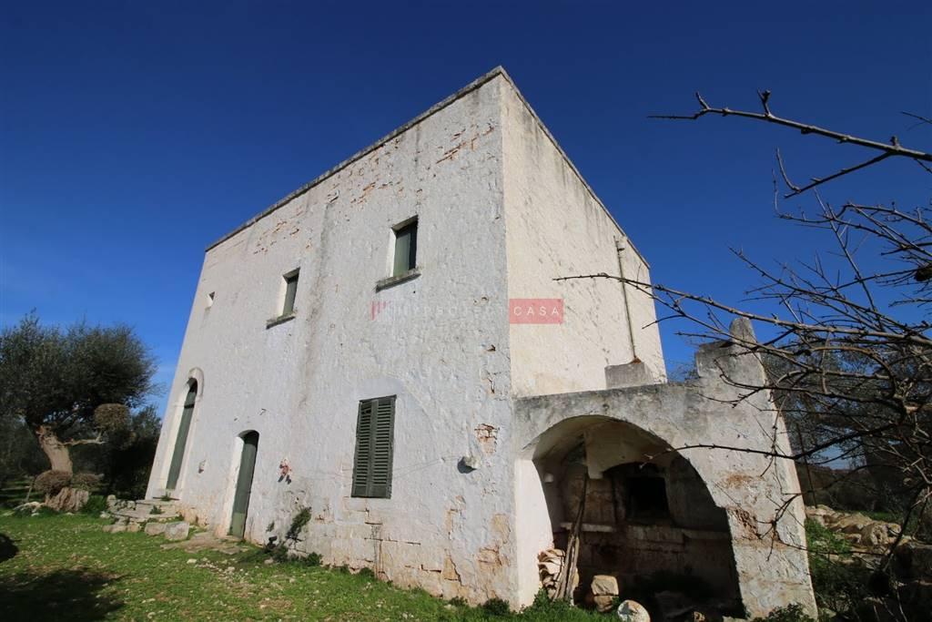 Rustico casale in Contrada Guappi Falghero, Ostuni