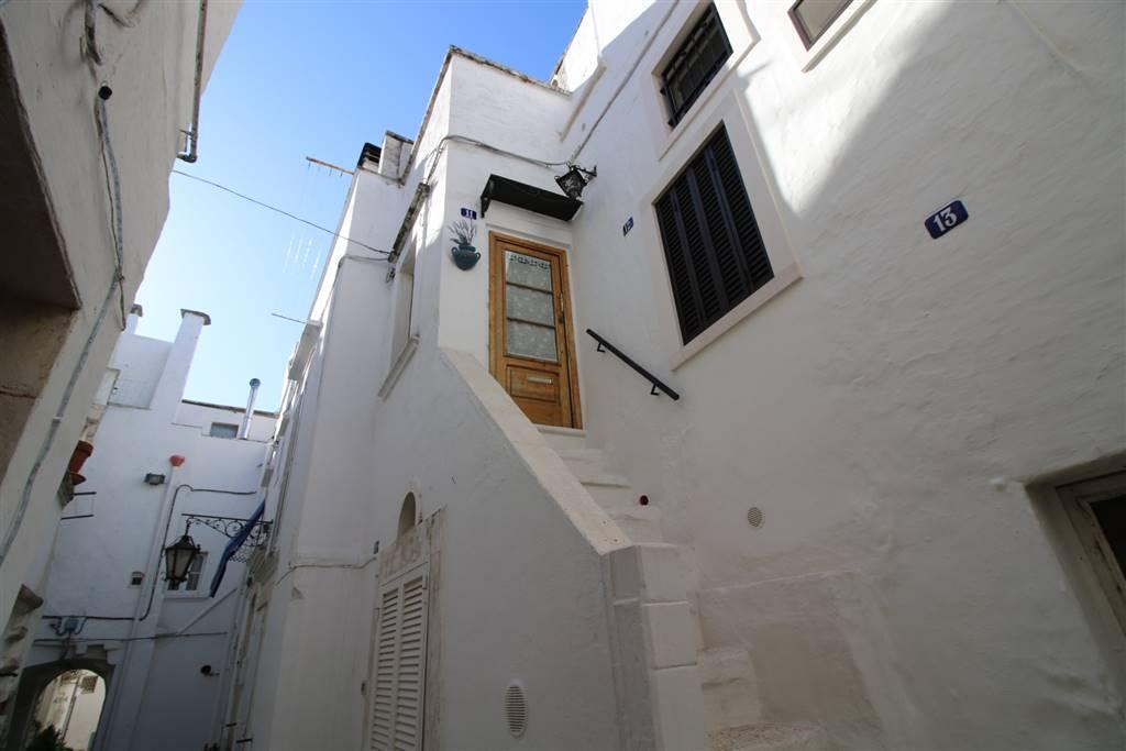 Appartamento indipendente in Vico Arco Raguso 11, Martina Franca
