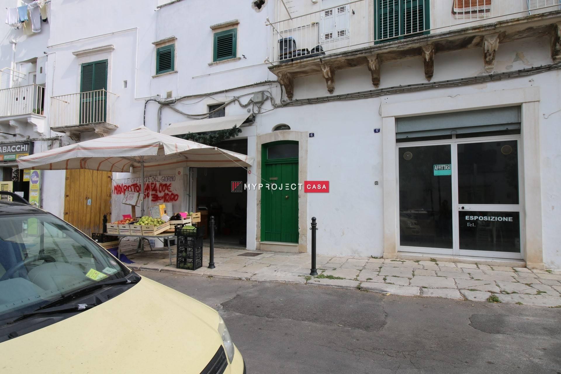 Appartamento in vendita a Martina Franca, 3 locali, zona Località: CENTRO STORICO, prezzo € 110.000 | PortaleAgenzieImmobiliari.it