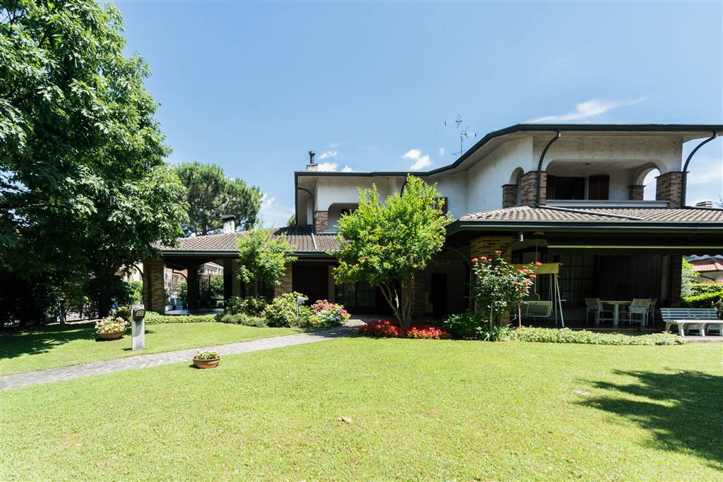 Villa in Via Fosse Ardeatine 21, Bellusco