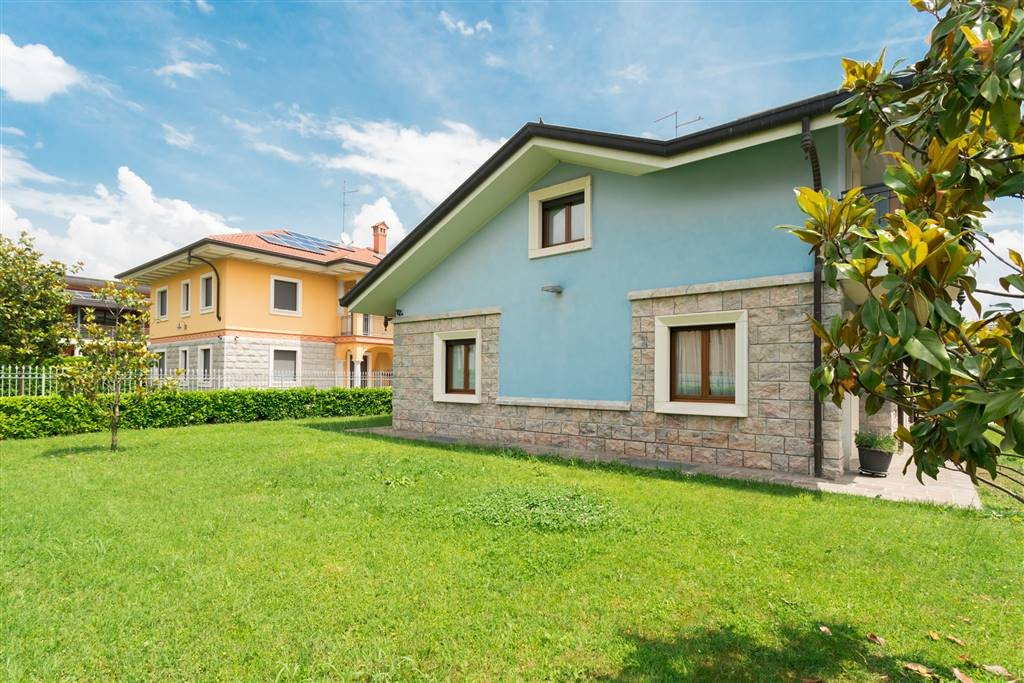 Villa in Via Cervino 7, Bellusco