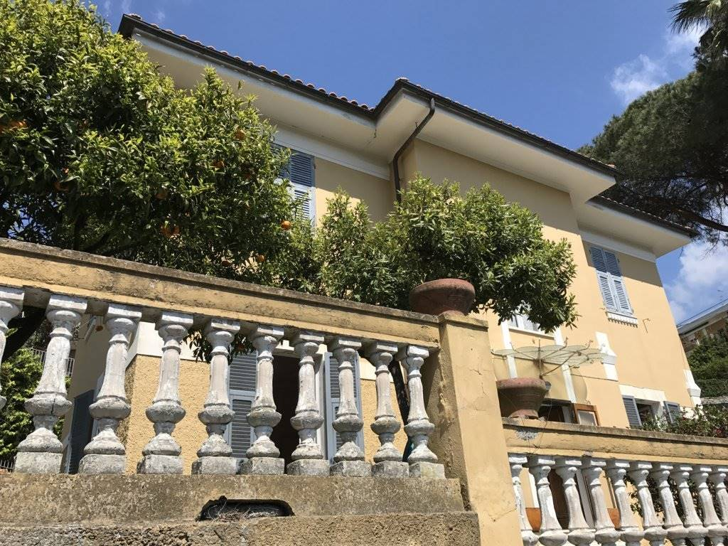 Villa in Via Privata Ghizolfo 24, Rapallo