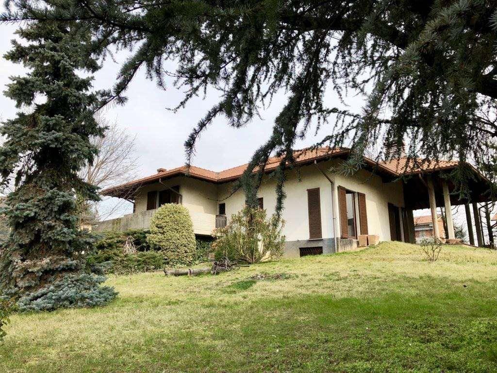 Villa in Via Carozzi  3, Bellusco