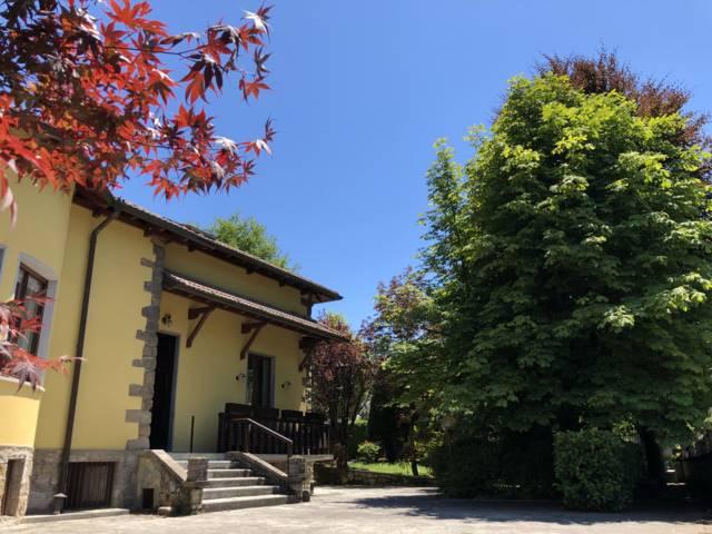 villa Barzio in vendita