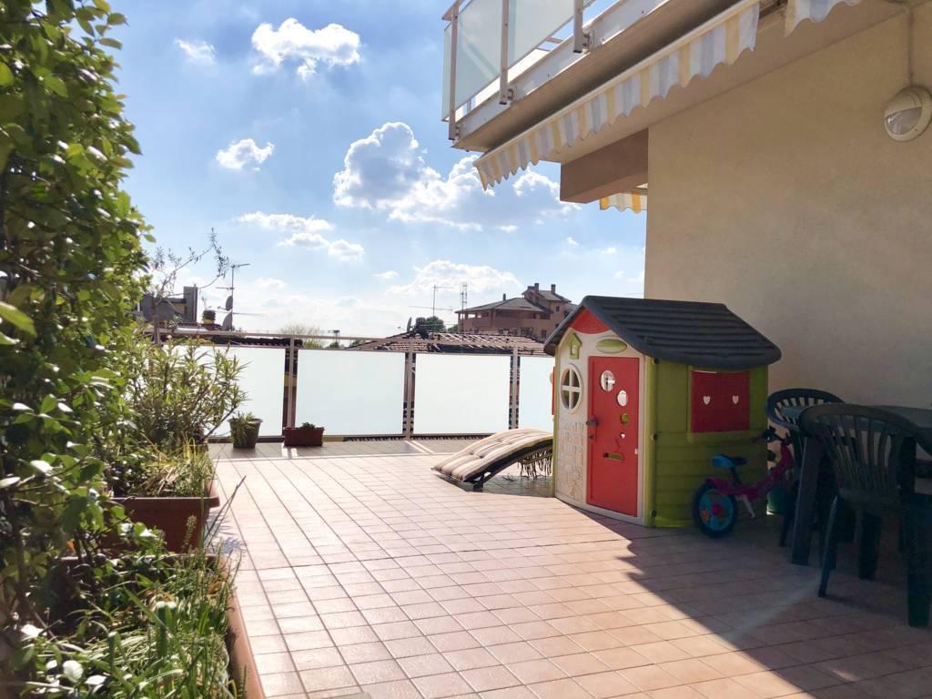 Trilocale in Via Matteotti 10, San Giuliano Milanese