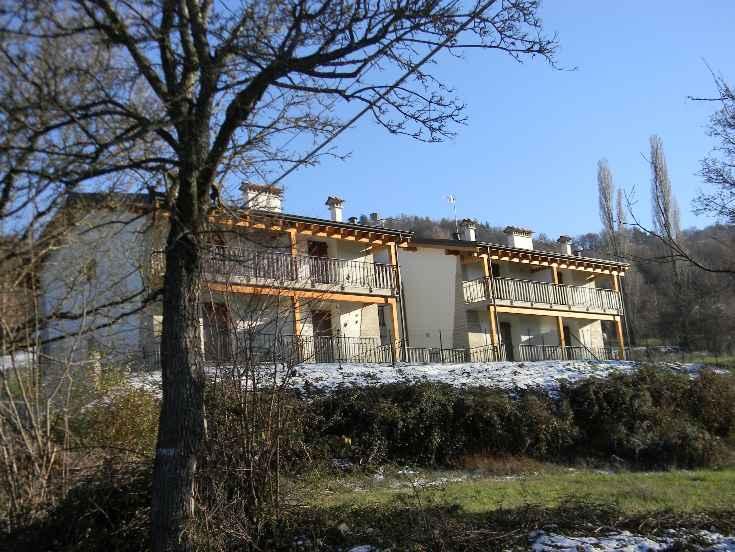 Bilocale, Rubbiano, Montefiorino, in nuova costruzione