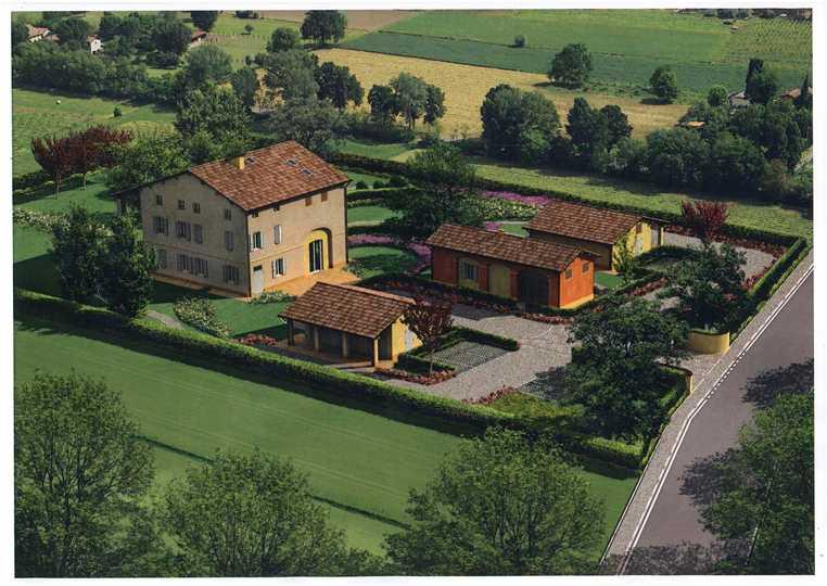Rustico casale, Cittanova, Modena, da ristrutturare