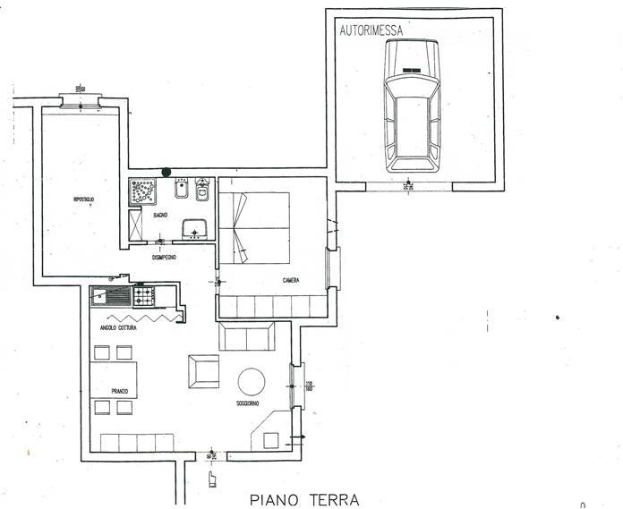 Appartamento indipendente, Piane Di Mocogno, Lama Mocogno, abitabile
