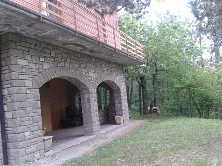Villa, Montefiorino, abitabile