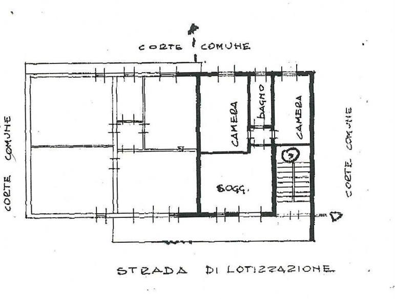 Quadrilocale, Sant'anna Pelago, Pievepelago