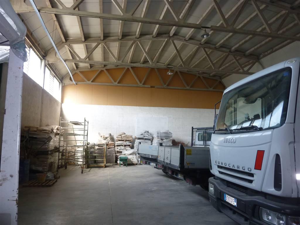 Capannone industriale, Sacca, Modena