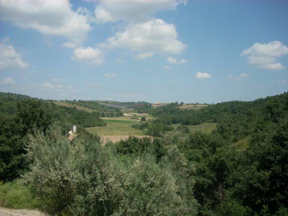 terreno con annesso agricolo tuscania vende