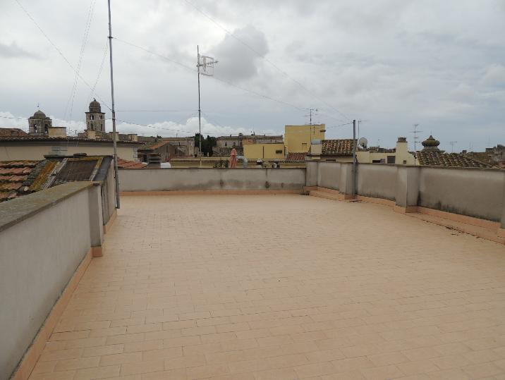 Terratetto in Orfanotrofio, Tarquinia