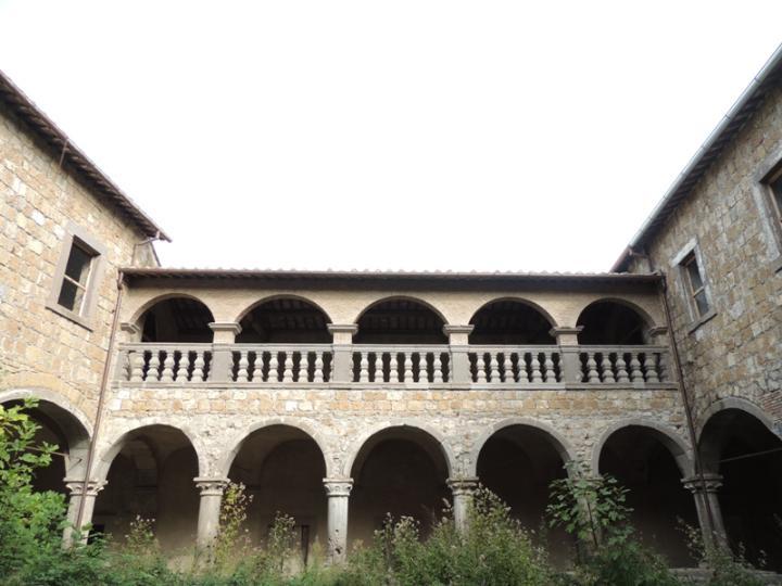 Palazzo, Tuscania