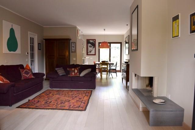 Villa a schiera, Rivo, Terni, ristrutturata