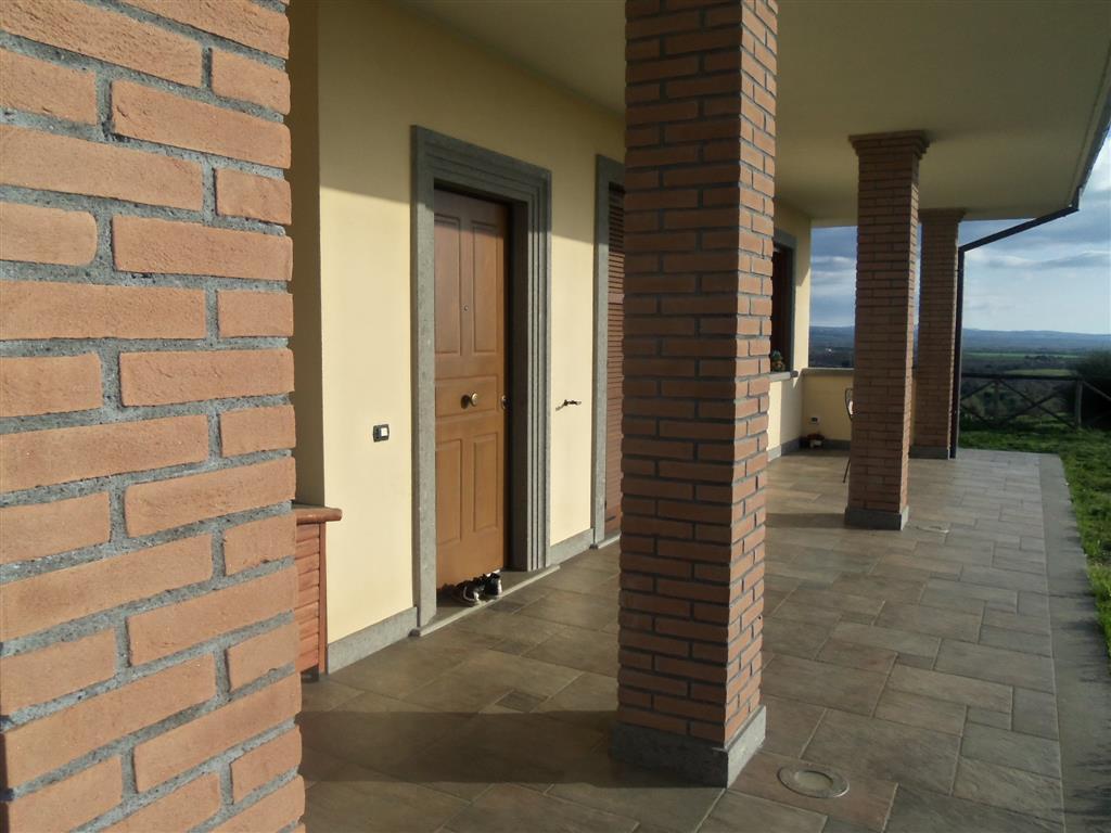 Villa, Monterazzano, Viterbo, in nuova costruzione