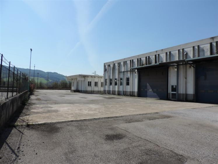 Capannone industriale in Loc. Caldare, Orte
