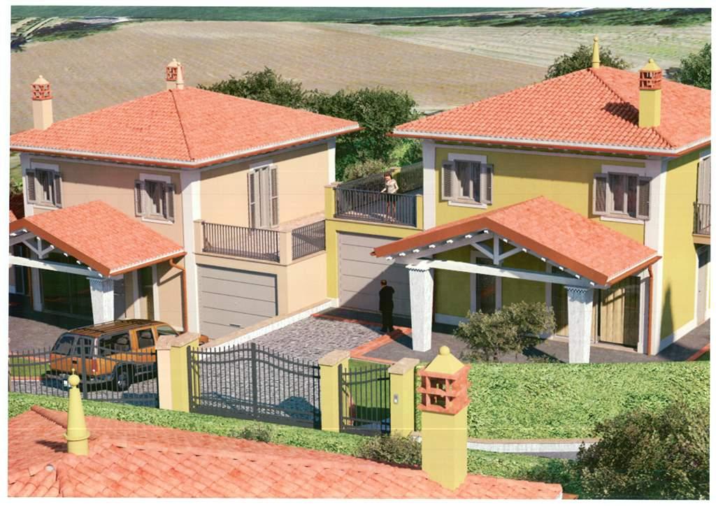Vendita villa san gemini in nuova costruzione piano for Garage autonomo