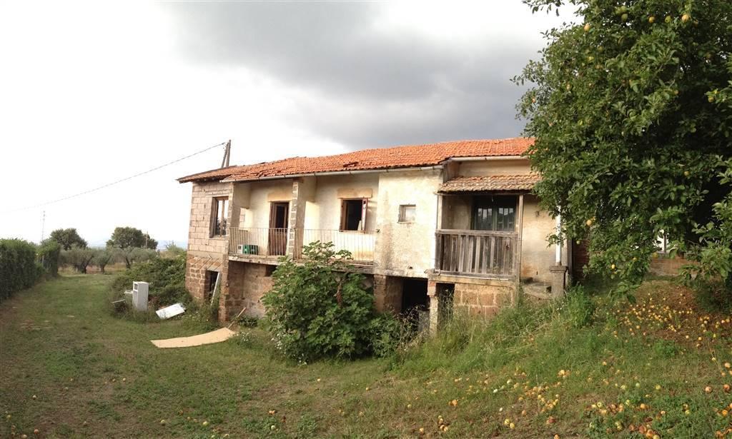 Rustico casale, San Martino Al Cimino, Viterbo, da ristrutturare