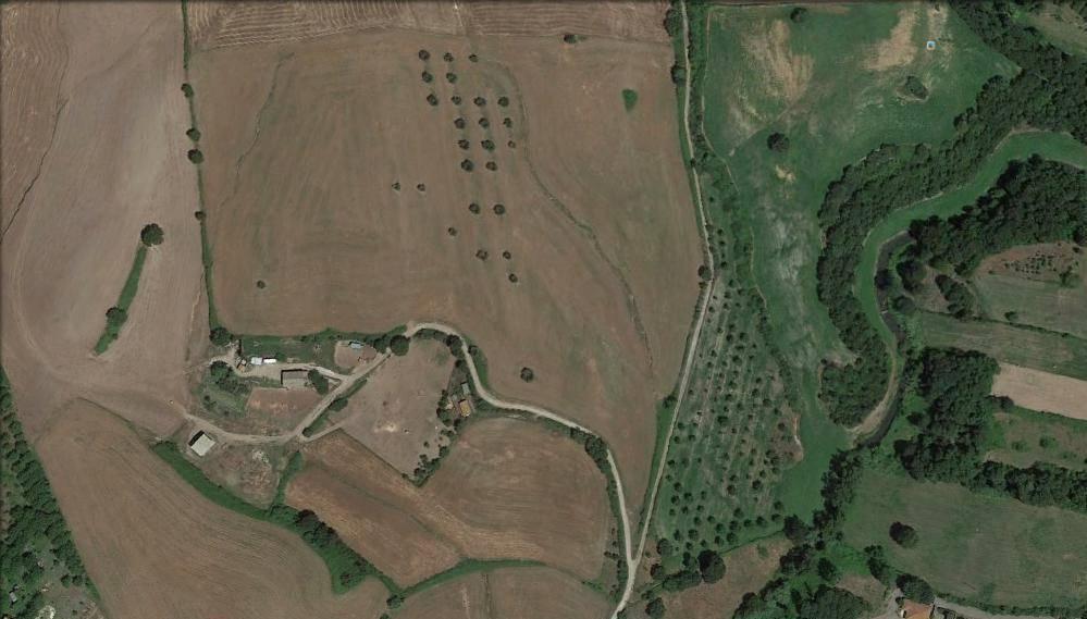 Terreno agricolo in Sp12, Marta